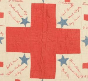 Friction, Fray and Fabric: Textiles in the First World War @ Virginia Quilt Museum | Harrisonburg | Virginia | United States