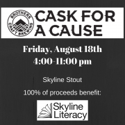 Cask for a Cause @ Brothers Craft Brewing | Harrisonburg | Virginia | United States