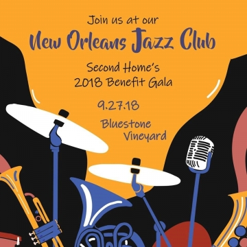 New Orleans Jazz Club @ Bluestone Vineyard | Bridgewater | Virginia | United States