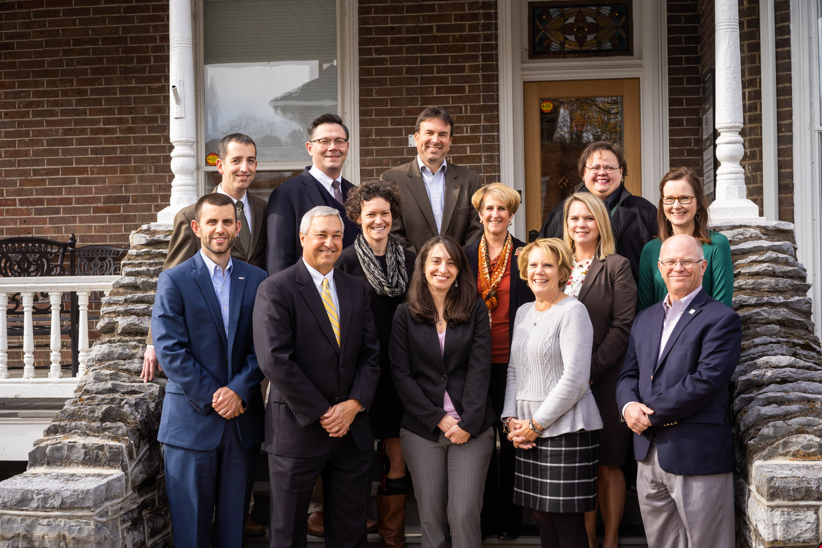 Board of Directors - The Community Foundation